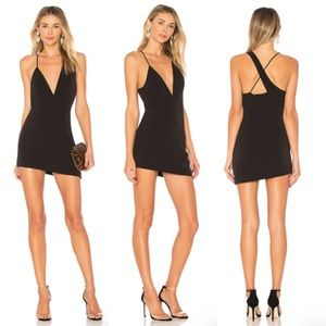 NBD Bracken Dress in Black